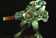 Tau Warhammer 40k / Best Tau Models