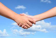 Encouragement for Divorced Moms / Positive advice and encouragement for divorced mothers.