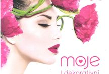 Kozmetika MOJE / Dekoratívna kozmetika