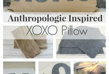 Pillows / by Annette Coppock