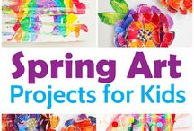 Spring activities/crafts for kids