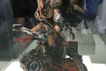 Horizon: Zero Dawn Statue