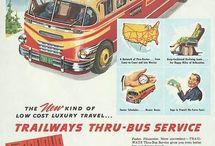 реклама автобусов