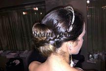 Despina Gavala / Hair