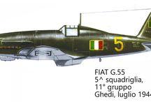 Aerei della Seconda Guerra Mondiale (Aircraft of World War II) / Profili e immagini di aerei della Seconda Guerra Mondiale (Profiles and images of aircraft of World War II)