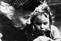 pedagoga Maria Montessori