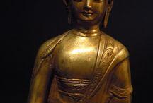 Himalaya - Nepal Tibet - Sculptures / Bronze and stone sculpture from ancient Himalaya - www.arte-orientale.com