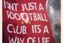 Liverpool Football Club / Walk on with hope in your heart and you'll never walk alone