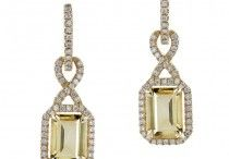 November Birthstone - Citrine & Topaz Jewelry / November is the third month that is represented by two exhilarating gemstones, Citrine and Topaz. Citrine holds a warm color that is thought to be from the sun, offering healing powers. Topaz holds a very rich tone and can come in shades of blue, pink and yellow.