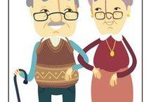 babci i dziadek