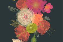 flower / flower motif design