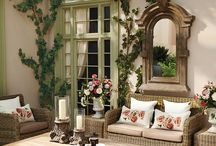 Summer patio ideas