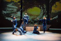 Boy Blue presents The Five & the Prophecy of Prana / Set in modern Tokyo, The Five & the Prophecy of Prana sees dazzling visuals frame a dynamic fusion of hip-hop and martial arts in an explosive tribute to manga. Showing at Nottingham Playhouse on 24 and 25 October 2014