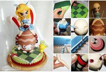 Foto Tutorial - Cake Design