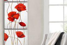 poppy&flowers