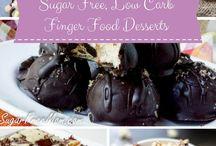 Sugar-free recipes
