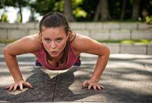 health/ exercise / by Tonya Kerins