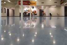 Polished Concrete Floors / Beautiful polished concrete flooring from around the world.