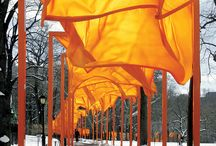 Christo and Jeanne Claude / by Taylor Brog