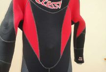 Cressi Diving/snorkeling Wetsuits