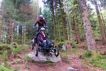Handi mobilité : fauteuils roulants et autres engins