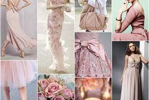 Пыльно-розовый (пепел розы)