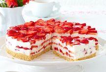 erdbeer philadelphia torte