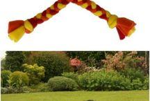 jouets pour chiens maison