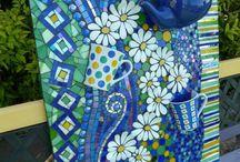 mozaik calismalari