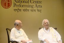 Meet The Maestro - Ram Narayan ( April 2016 ) / Behind the success of any maestro, there are ideas and ideologies, which inspire others. In a special interactive session, legendary sarangi virtuoso, Ram Narayan, will reminisce about his musical journey including the training, struggle, career and musical artistry. Arvind Parikh, the eminent sitar exponent, will engage the maestro in the dialogue.