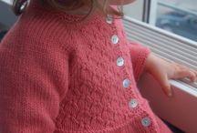 Mønstre strikke