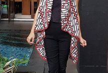 Outer batik design