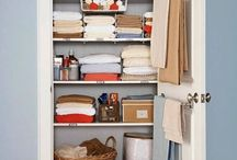 Organised cupboards :)