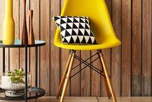 Minha paixão por cadeiras