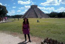 Artes y patrimonio / Arquitectura en Chichen Itzá