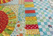 Quilts: Machine quilting