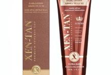 xen-tan / the xen-tan woman is never without her favourite xen-tan product