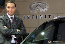 Noticias / News / Everything about INFINITI