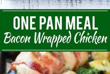 Recipes - One Pan