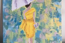 My Art / Acrilic Paintings by me