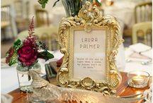 woodland theme wedding