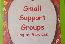 Small Group Ideas / by Amy Bodenlos