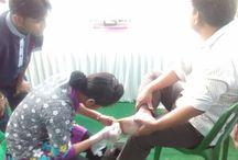 Health Check-up Camp- ILS Dumdum / ILS Hospitals had organized a Heath Check campaign in February 2016.