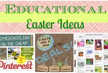 Easter / Easter food, decor and celebration ideas for children and adults.  Create a fun and memorable Easter for your family with tips you'll find on our boards / by Lisa Samples