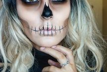 Halloween make ups