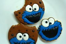 Cookie monster  / by Maddi Cole