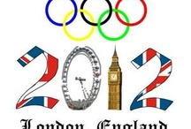 2012 London Olympics / by Sue Pezzella