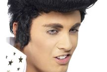 Elvis Presley / Król rocka and rolla, ikona popkultury, charakterystyczny i wyjątkowy - Elvis Presley to świetny pomysł na przebranie lub całą, tematyczną imprezę.