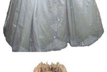 1500 century dresses