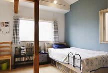 寝室・個室・書斎